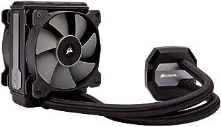 Corsair Hydro H80i V2 RGB Wasserkühlung (120mm Lüfter, All In One High Performance CPU) schwarz