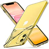 Spigen Coque iPhone 11 [Liquid Crystal] Mince, Légère, Ajustement Parfait,...
