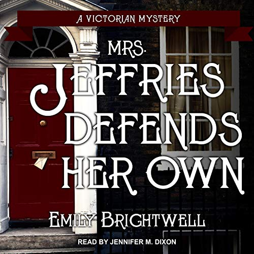 Mrs. Jeffries Defends Her Own  By  cover art