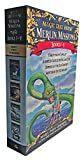 Magic Tree House Merlin Missions Books 1-4 Boxed Set (Magic Tree House (R) Merlin Mission)