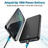 Zoom IMG-2 sweye power bank 26800mah qc