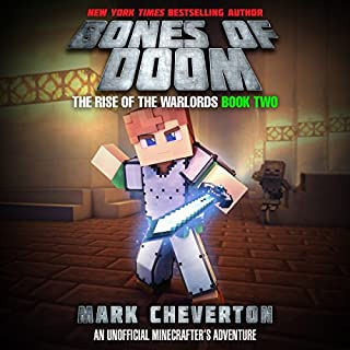 The Bones of Doom     An Unofficial Interactive Minecrafter's Adventure              By:                                                                                                                                 Mark Cheverton                               Narrated by:                                                                                                                                 Luke Daniels                      Length: 7 hrs and 34 mins     2 ratings     Overall 5.0