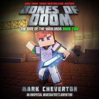 The Bones of Doom audiobook cover art
