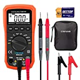 Crenova MS8233D Auto-Ranging Digital Multimeter Home Measuring Tools with...