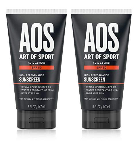 Art of Sport Skin Armor Sunscreen Lotion