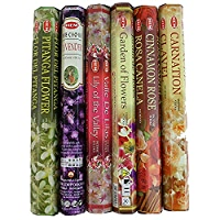 HEM Incense Sticks 1 Pack = 20 Sticks-You Choose Scent-Save up to 35/% NEW SCENTS