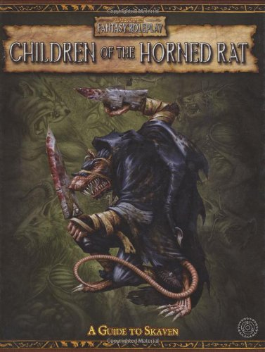 Warhammer Fantasy Roleplay - Children of the Horned Rat