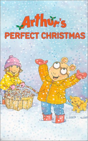 Arthur's Perfect Christmas [VHS]