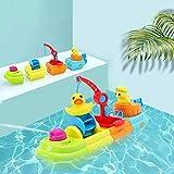 Msddc Baby Bath Juguetes, niños Juguete de...