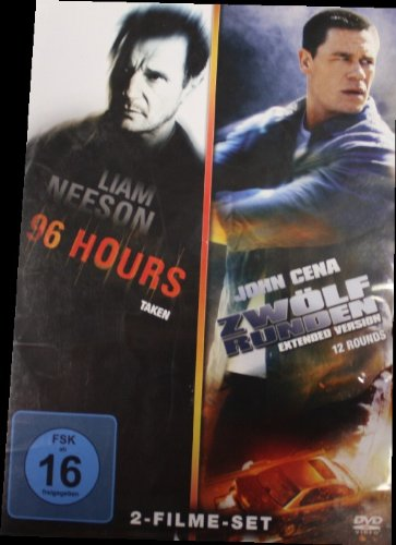 96 Hours/12 Rounds [2 DVDs]
