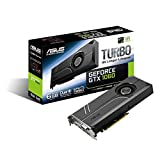 Asus TURBO-GTX1060-6G Carte graphique Nvidia GeForce GTX 1060, 1708 MHz, 6GB GDDR5X...