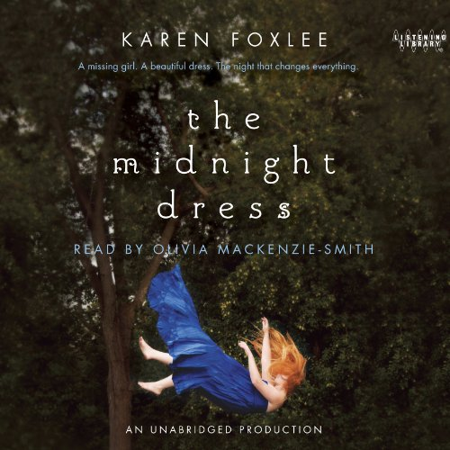 The Midnight Dress audiobook cover art