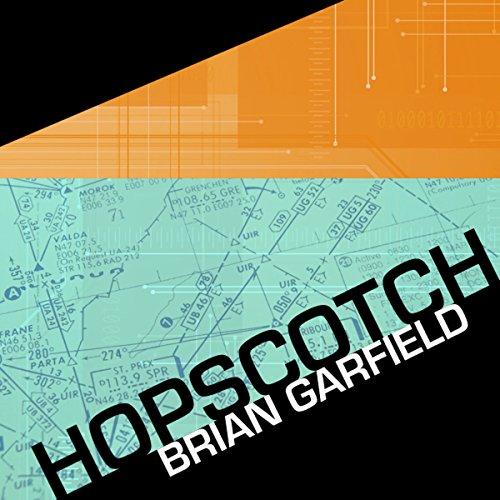 Hopscotch audiobook cover art