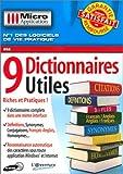 9 Dictionnaires Utiles [Import] -