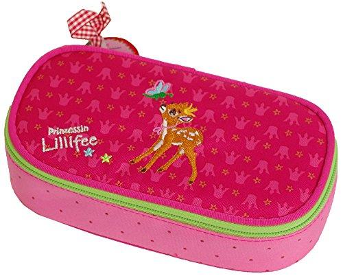 Princess Lillifee Fairy Ball Pencil Case Box, 21 X 5.5 X 11 Cm, Model 11785