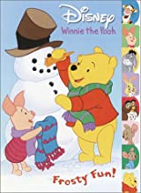 Frosty Fun (Tabbed Coloring Book)