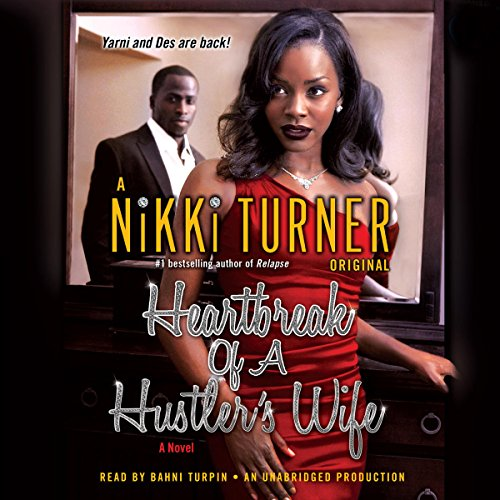 Heartbreak of a Hustler's Wife audiobook cover art