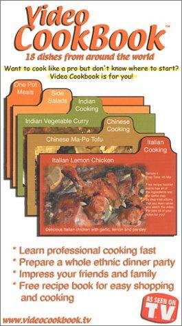 Video Cookbook - 18 platos de todo el mundo [VHS]