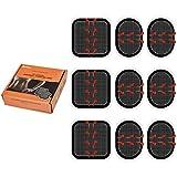 3 Jeux De Électrodes De Rechange, Compatible Avec Abs Series, JOINVALUE Électrode Pour Ceintures Musculation Abdominales