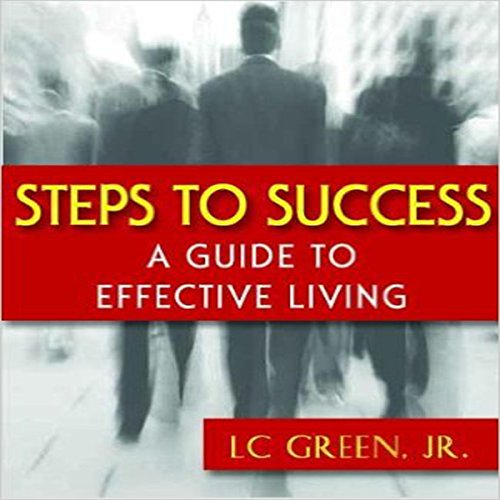 Steps to Success audiobook cover art