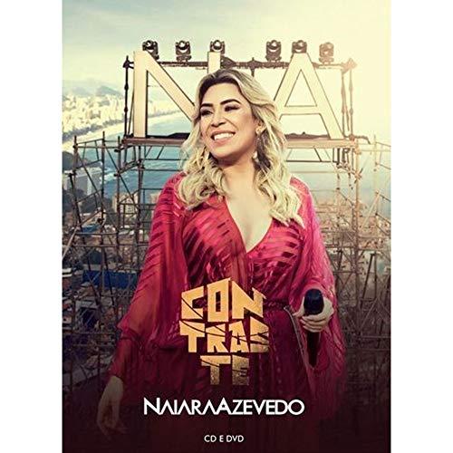 NAIARA AZEVEDO - NAIARA AZEVEDO - CONTRASTE - KIT