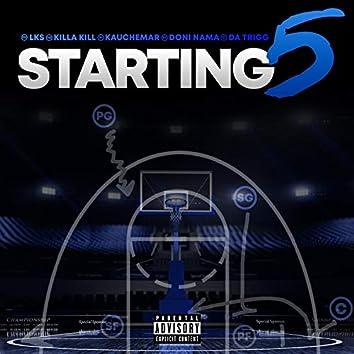 Starting 5 (feat. Da Trigg, Doni Na Ma, Kauchemar & Lks)