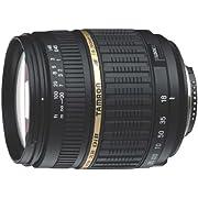 Tamron AF 18-200mm F/3.5-6.3 XR Di II LD Aspherical (IF) Macro digitales Objektiv (62mm Filtergewinde) für Sony und Minolta