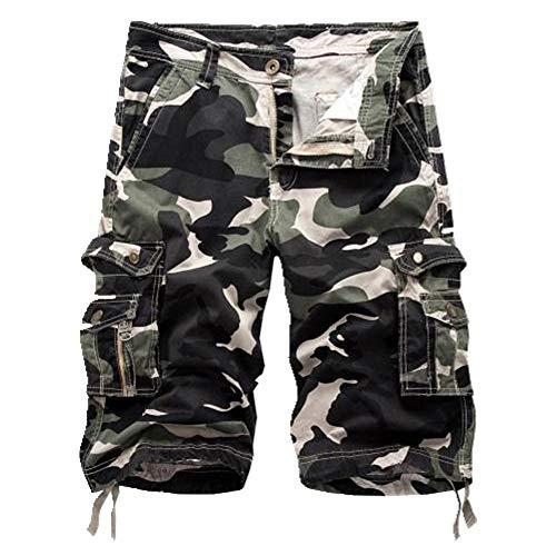 N\P Verano al aire libre de los hombres pantalones cortos de camuflaje pantalones de los hombres pantalones cortos
