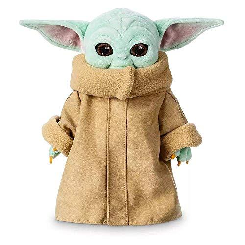 LHAHGLY Weiche Spielzeug Stern Kriege Baby yoda plüschtier yoda Baby Puppe Puppe fang Machine Puppe Schnitt Cartoon Spielzeug Star Wars