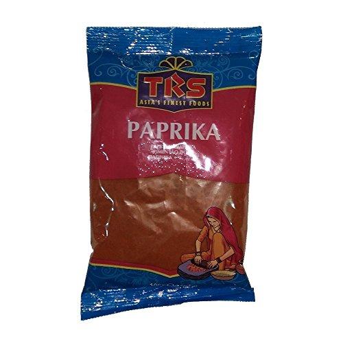 TRS Paprika Powder 100 g pimentón Masala India alimentos