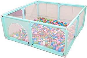 Baby Playpen Baby Fence Toys House Baby Game Playpen Kids Safety Play Center Yard Home Indoor Fence