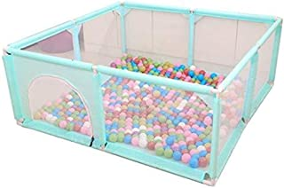 JXXDDQ Baby Playpen Baby Fence Toys House Baby Game Playpen Kids Safety Play Center Yard Home Indoor Fence