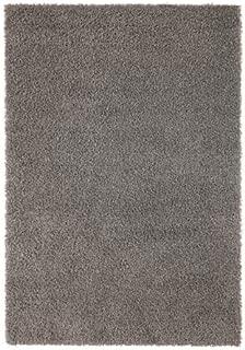 Ikea Rug, high pile, gray 6 ' 5
