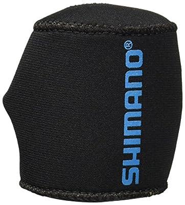 Shimano Neoprene Reel Cover; Large; Black