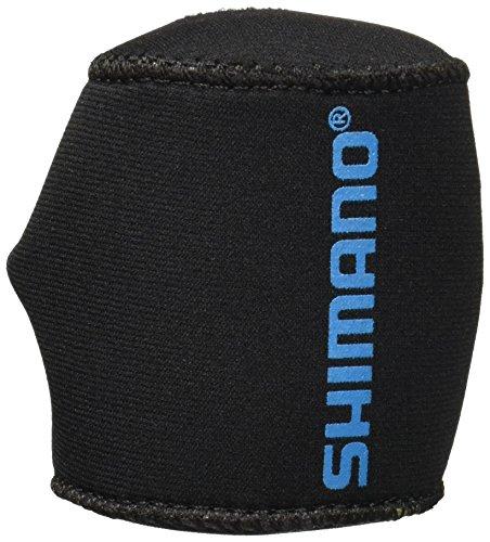 Shimano Neoprene Reel Cover, X-Large, Black