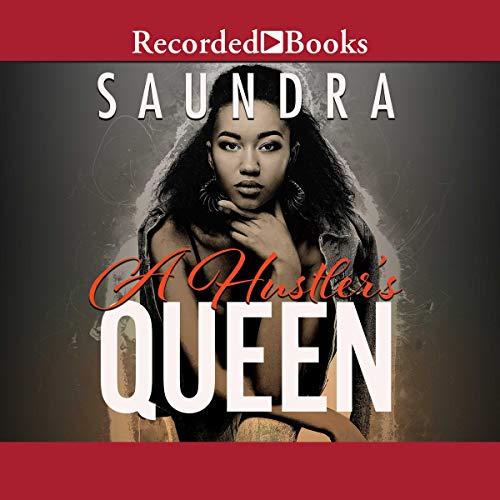 A Hustler's Queen audiobook cover art