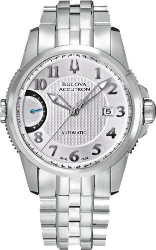 Bulova Accutron AFAS Calibrator Auto 63B161 Mens Watch