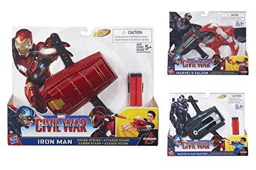 Capitan America Civil War armadura, surtido: modelos aleatorios
