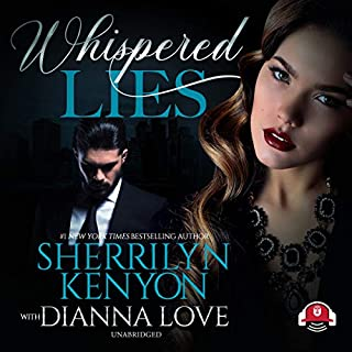 Whispered Lies cover art