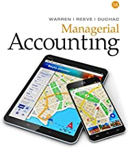 Best managerial accounting 14th edition Reviews