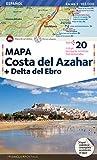 Mapa Costa De Azahar (Español) (Mapes)