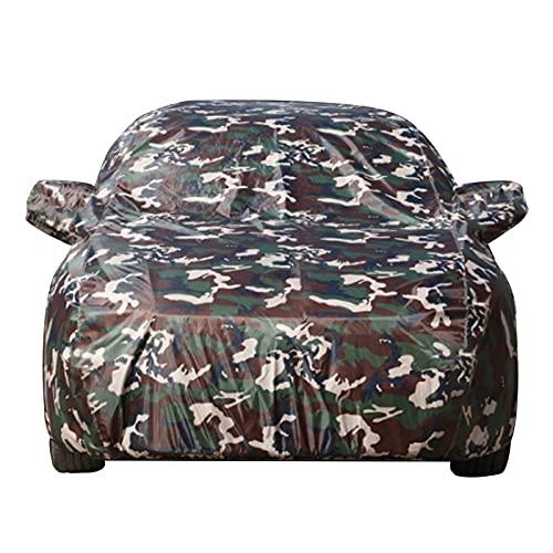 Fundas para Coche Compatible con FIAT Abarth 124 Spider 500 500C 500L 500X 500e 595 595C 695 695C Grande Punto Bravo Cinquecento Coupe Croma Doblo Fullback Idea Panda Qubo Tipo