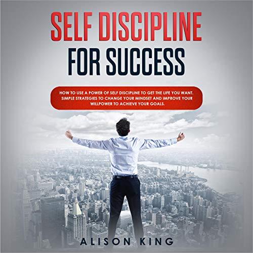『Self Discipline for Success』のカバーアート