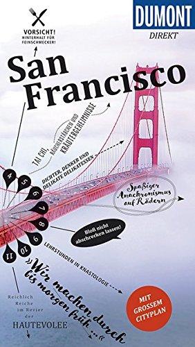 DuMont Direkt Reiseführer San Francisco: Mit großem Faltplan
