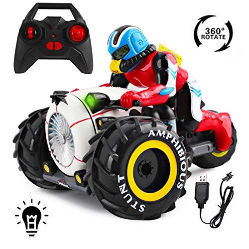 deAO RC Moto de Carreras Alta Velocidad...