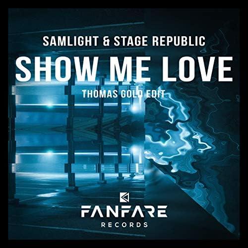 Samlight & Stage Republic
