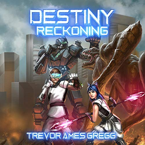 Destiny Reckoning cover art