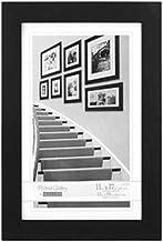 Malden International Designs 2082-17 Picture frame, Black