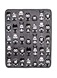 Bendy And The Ink Machine Chibi Characters Plush Throw Blanket