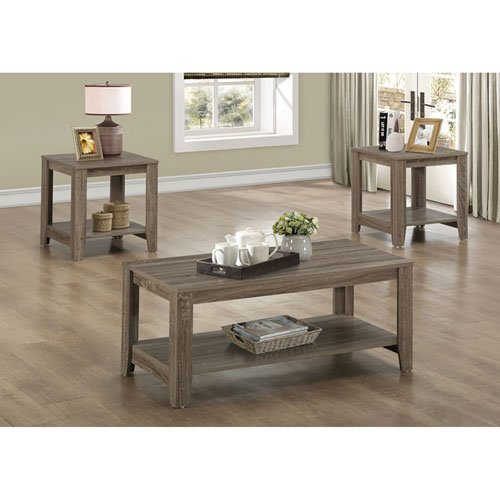 Rustic Coffee Table Sets 4